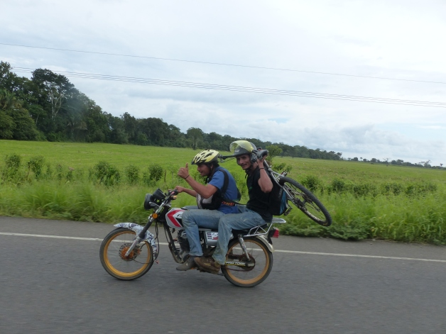 Better than pedaling!!