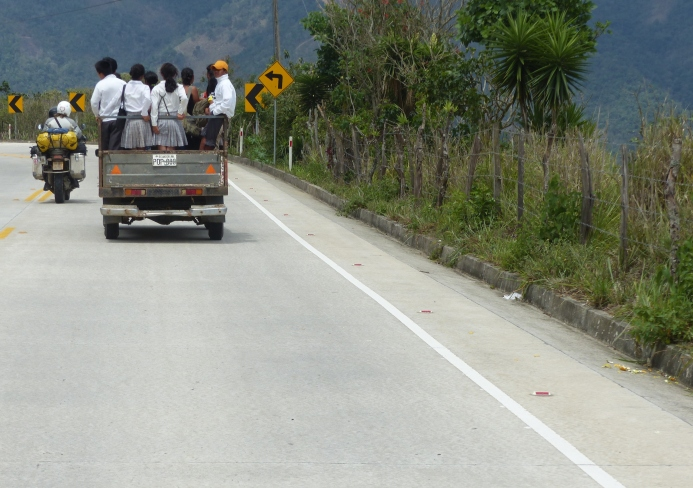 Rural transport?