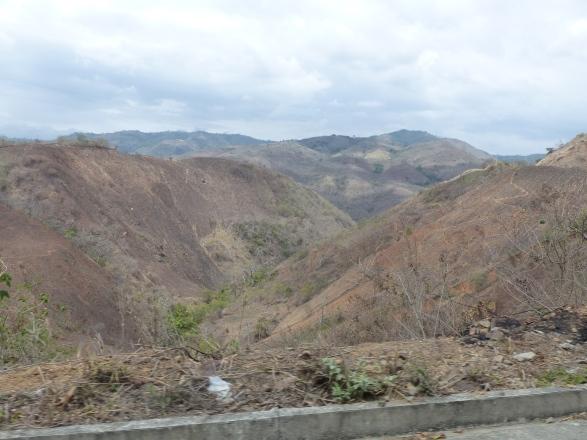 Towards Huaquillas