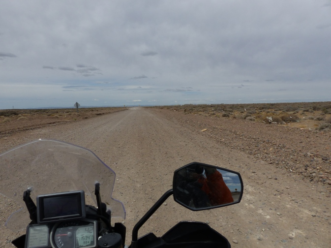Final 70km into Rio Mayo