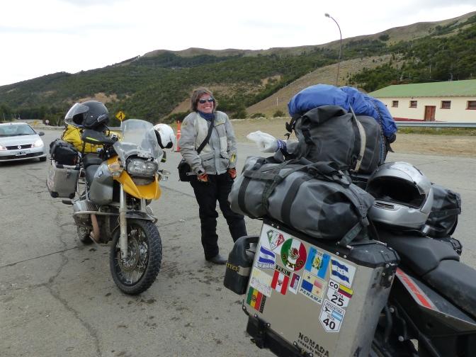 Chilean border.