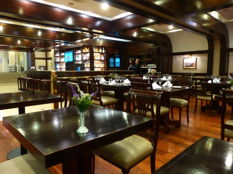 Hotel de las America's.....our new home!
