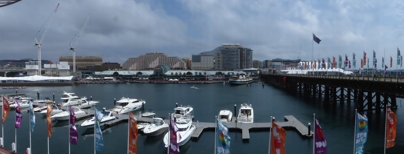 Darling Harbour.