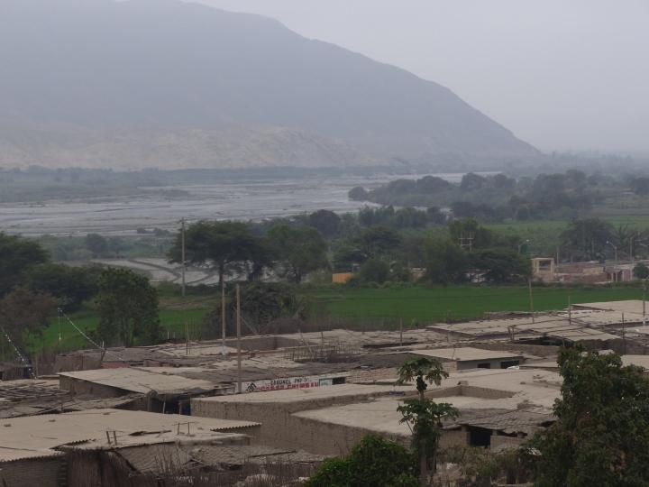 The rio Chuquiara.