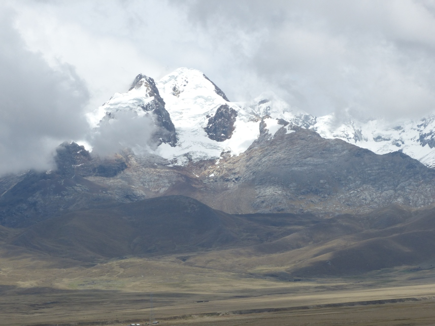Mount Huascaran