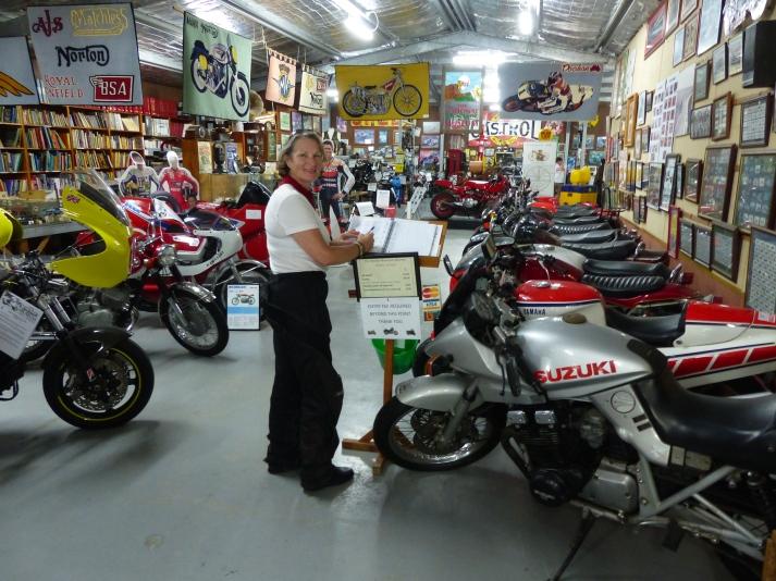 Nabiac Motorcycle Museum.