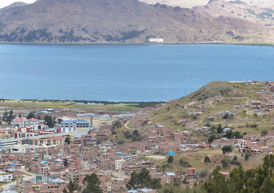 Puno and Lake Titicaca.