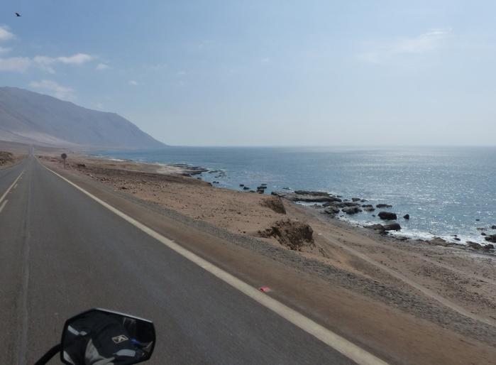 Coast of Chile