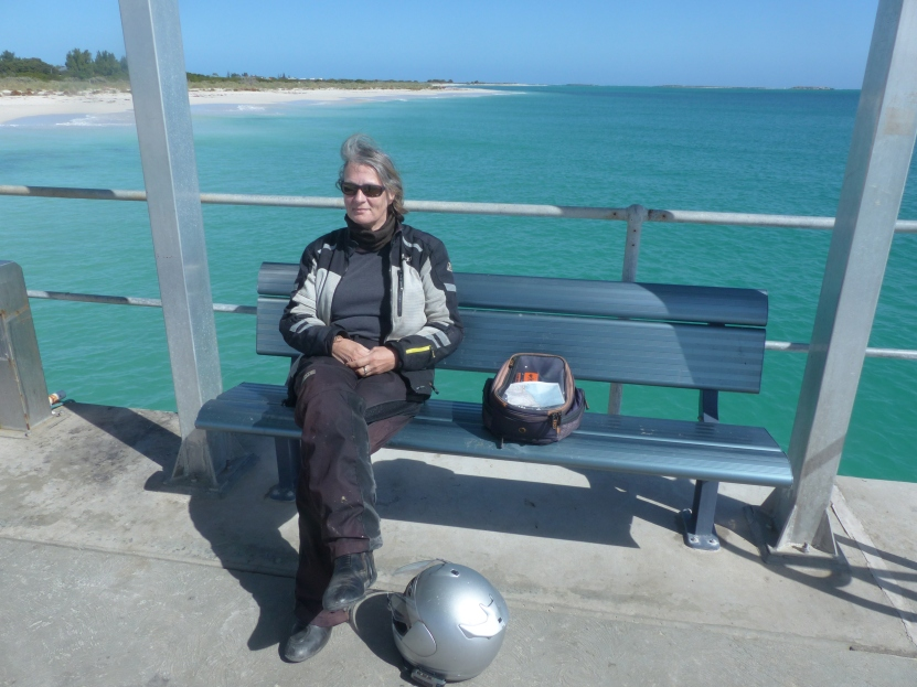 Jurien Bay and the flies are gone!